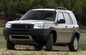لندرور فریلندر مدل 2001-2005