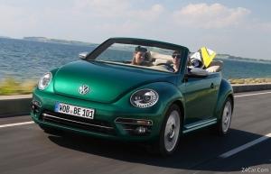 فولکس واگن Beetle Cabriolet مدل 2016-2017