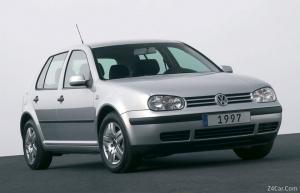 فولکس واگن Golf مدل 1998-2004
