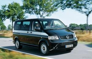 فولکس واگن Multivan مدل 2003-2016
