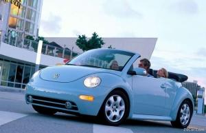 فولکس واگن Beetle مدل 1999-2010