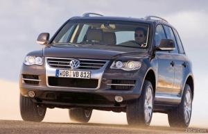 فولکس واگن Touareg مدل 2007-2010