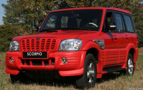 مشخصات فنی ماهیندرا اسکورپیو  مدل ۲۰۰۵-۲۰۰۸ به همراه گالری تصاویر