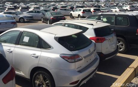 افزایش قیمت خودروهای وارداتی در سال آینده