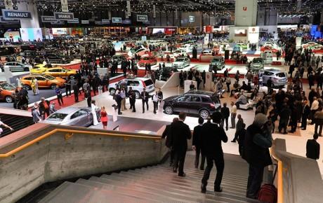 نمایشگاه خودروی ژنو ۲۰۱۸