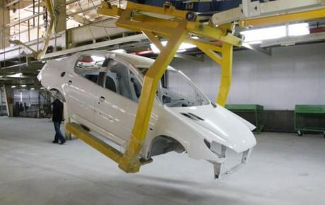 رتبه ایران در بین خودروسازان جهان