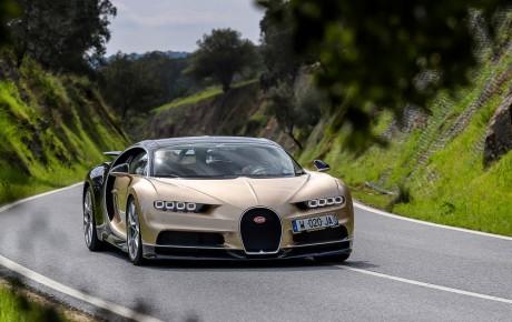 نقد و بررسی بوگاتی شیرون توسط مجله Top Gear بریتانیا