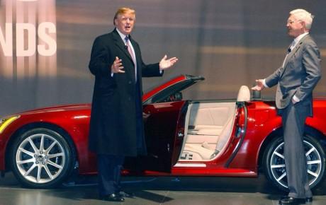 نگاهی به کلکسیون خودرویی دونالد ترامپ