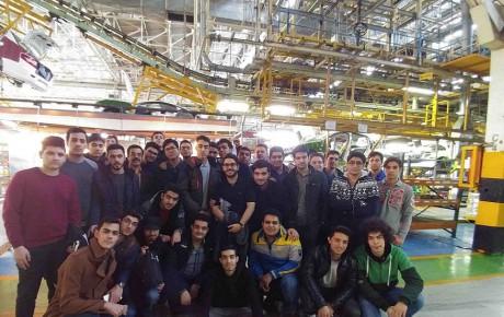 پروژه «ایران خودروی فردا» به اجرا در میآید