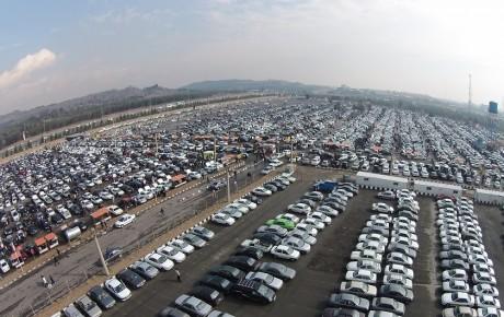 نگاهی به آمار توقیفیهای صنعت خودروی ایران در اسفند ۹۶