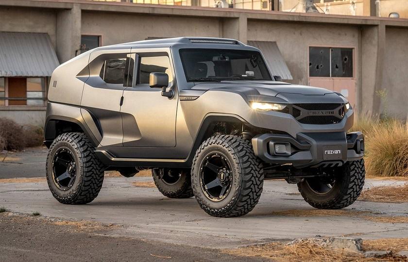8 خودروی مدل 2018 رویایی برای کارآفرینها