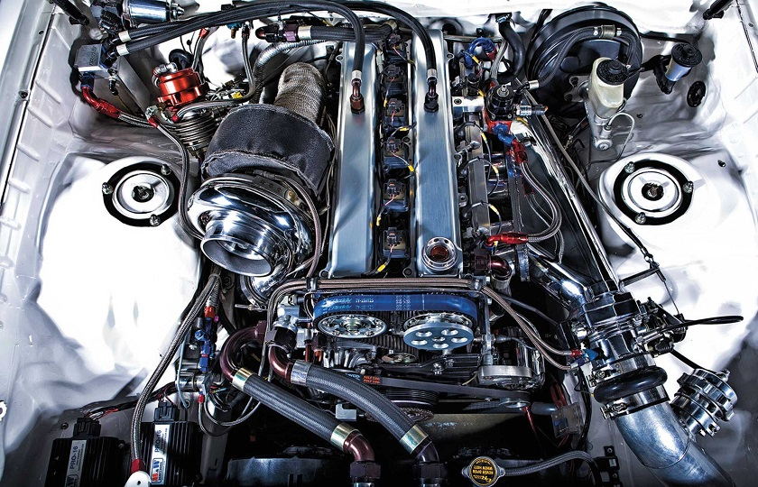 10 موتور مزخرف تاریخ صنعت خودرو