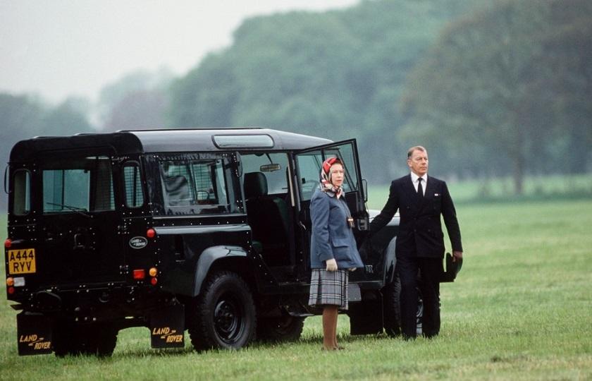 نگاهی به کلکسیون خودروهای خانواده سلطنتی بریتانیا