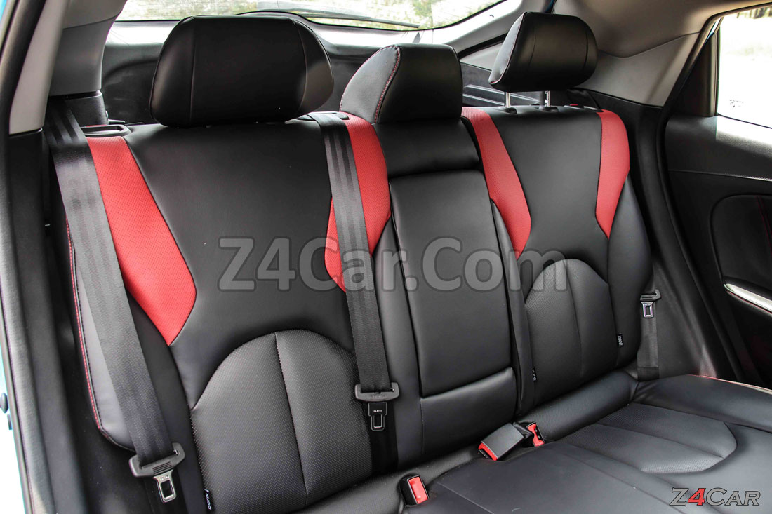 صندلی های عقب لوکسژن U5