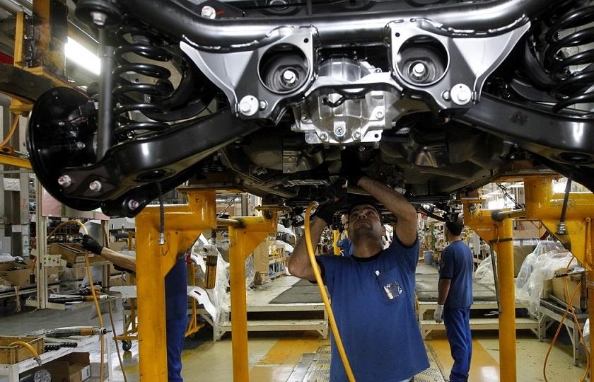 بالا رفتن ۵/ ۱۹ درصدی قیمت خودرو
