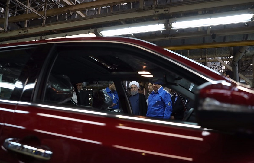 فرجام کمپانیهای اروپای در صنعت خودروی ایران