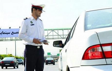 جریمه صحبت با موبایل هنگام رانندگی به صد هزار تومان افزایش یافت