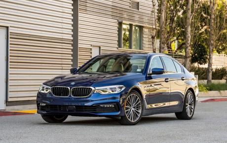 قیمت جدید BMW سری ۵ و سری ۷ اعلام شد