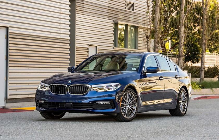 قیمت جدید BMW سری 5 و سری 7 اعلام شد