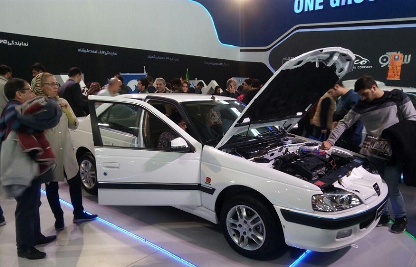 قیمت جدید 4 اتومبیل از گروه ایران خودرو اعلام شد