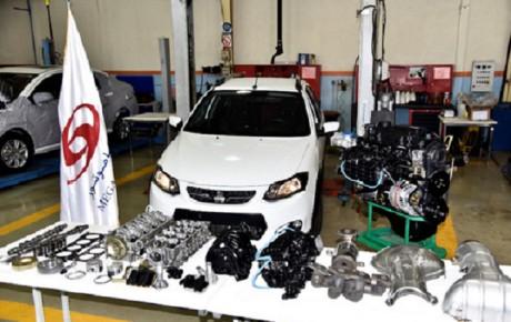 آغاز ساخت موتور M15GSI برای خودروهای پلت فرم X200 سایپا