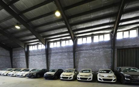 کاهش شدید واردات خودرو به ایران