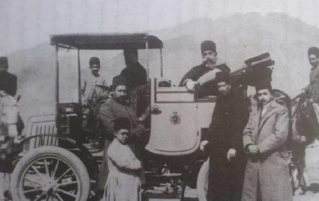 نخستین خودروی وارداتی ایران را بشناسید!