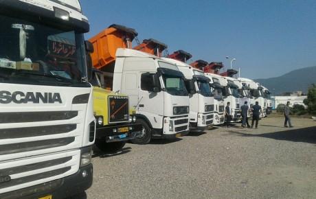 نگاهی به حال و روز این روزهای رانندگان کامیون ایرانی