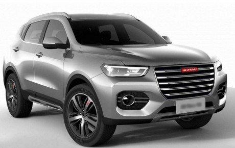 هاوال H6 مهمان پاییزی بازار خودروی ایران خواهد بود