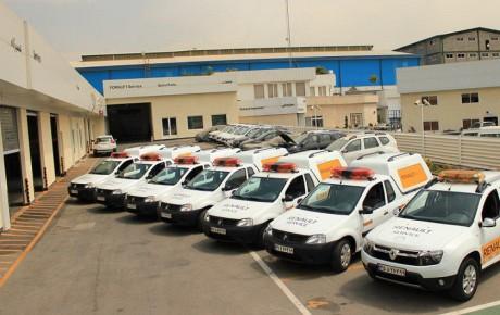 تقویت خدمات سرویس در محل نگین خودرو