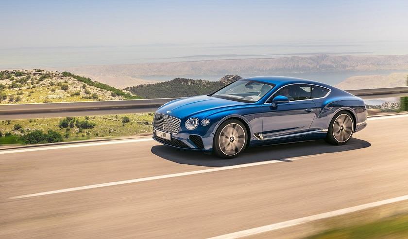 نقد و بررسی بنتلی کانتیننتال GT مدل 2018: یک خودروی همه کاره...!