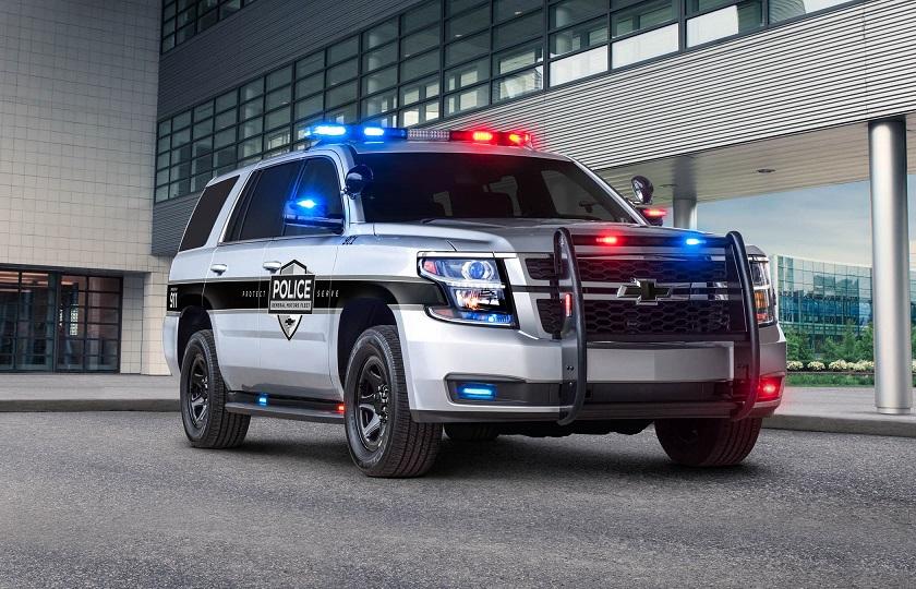 نگاهی به خودروی شورولت تاهو PPV مدل 2018