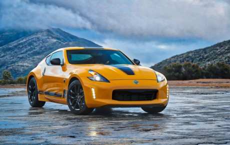 نگاهی کوتاه به نیسان GT-R و 370Z مدل 2018