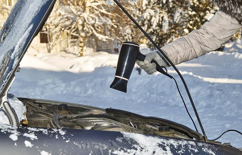 قبل از شروع رانندگی چقدر باید موتور خودرو گرم شود؟