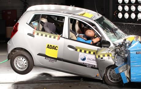 با آدمک های تست تصادف خودرو آشنا شوید