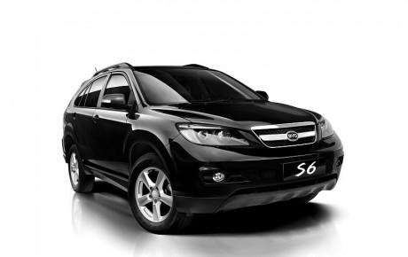 قیمت جدید خودروی بی وای دی S6 از طرف کارمانیا / خرداد ۹۷