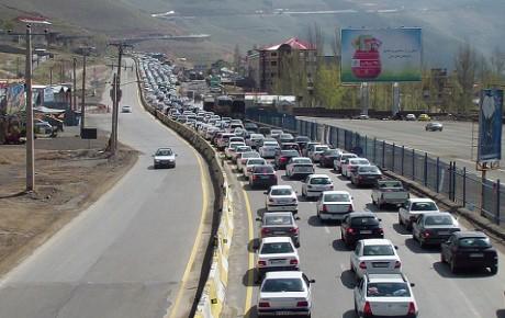 رفت و آمد کامیونها از فردا در محورهای مازندران ممنوع میشود