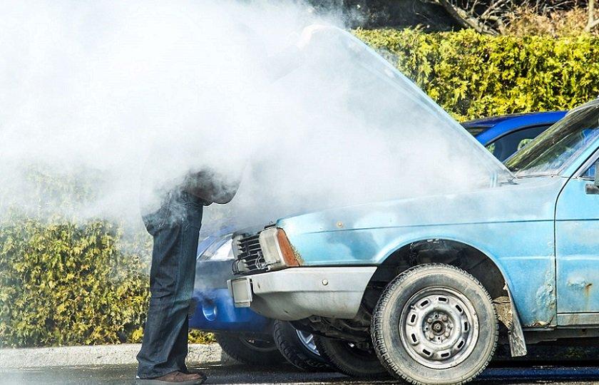 دلیل جوش آوردن موتور خودرو در فصل تابستان چیست؟