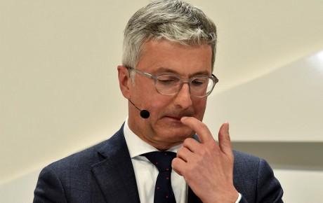 بازداشت رئیس شرکت خودروسازی آئودی آلمان!