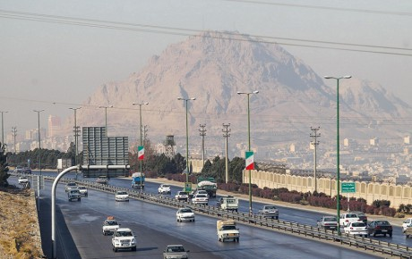 طرح ساماندهی اتوبوسها و کامیونهای فرسوده تهران شروع شد