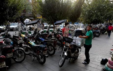 ورود موتورسیکلت ها به تونل های شهر تهران ممنوع شد!