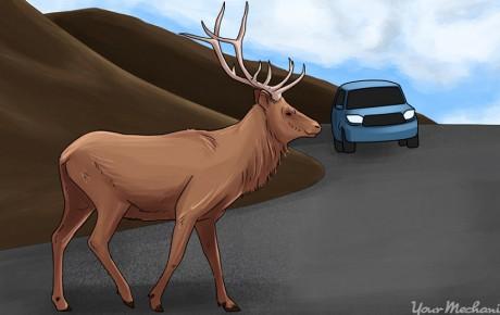 آموزش متوقف کردن خودرو در جادههای لغزنده بدون ترمز ABS