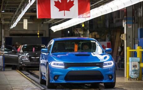 شرایط نابسامان خودروسازی در کانادا