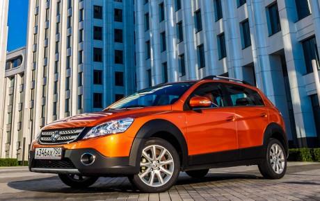 خودروی اچ ۳۰ کراس پرفروشترین محصول چینی بازار
