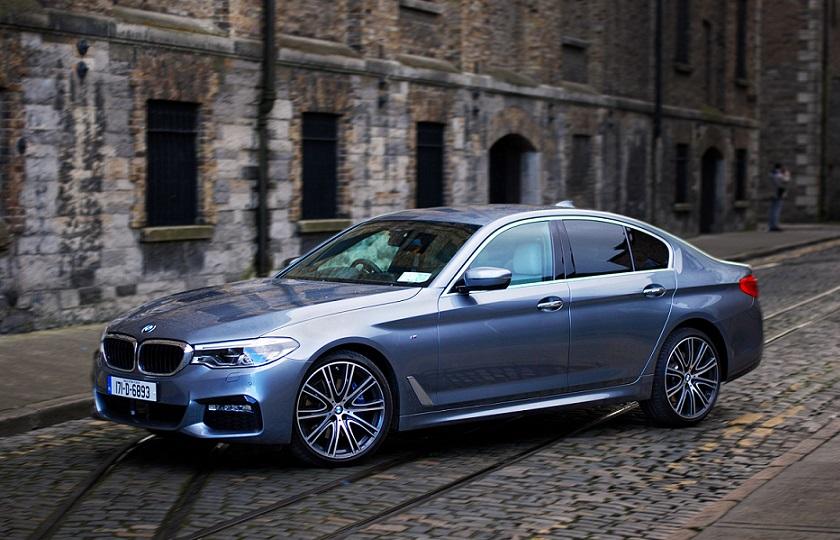 فهرست قیمت جدید BMW 530 مدل 2018 / خرداد 97