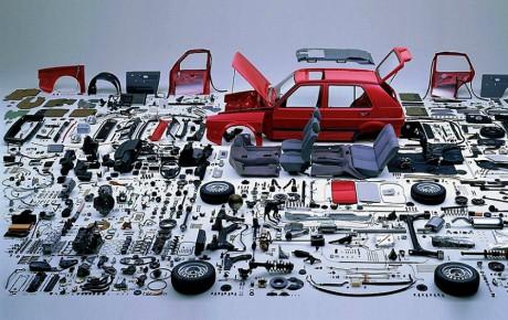 ۸۰ درصد قطعات خودروهای تولید داخل ایرانی است