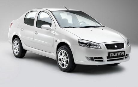 خط تولید دومین خودرو ملی ایران خودرو افتتاح شد