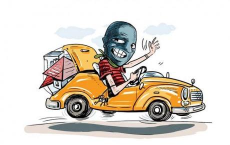 راهکارهای جلوگیری از سرقت خودرو!