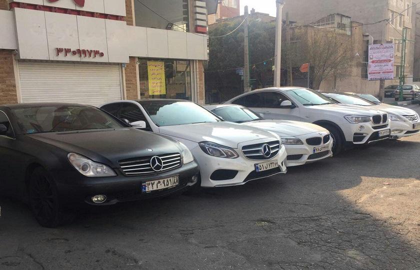 عرضه خودرو به بازار از طرف محتکران