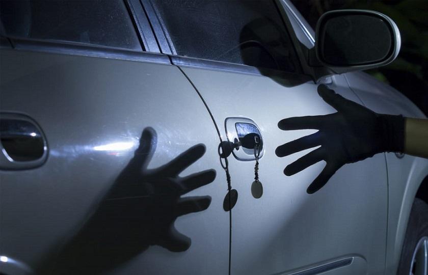 خودرو قربانی اول سرقت در کشور شد!